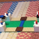 Clash Royale Barbarian Bowl Arena Lego
