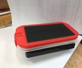 Portable Solar Powered Wifi Extender