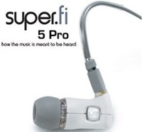 Picture of Modding Shure Triple-flange Ear Tips to Work With Ultimate Ears SuperFi Earphones