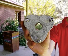 Making an Aluminium Wheel Hub