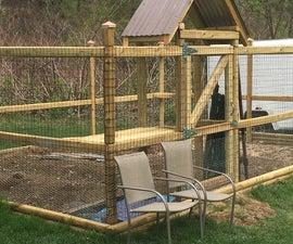 Self Watering Garden Enclosure