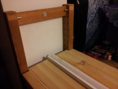 Set Up Your Shelves