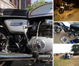 Motorcycle Repair & Upgrade