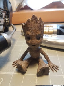 Step 8: Printing Baby Groot and BeltBuckle