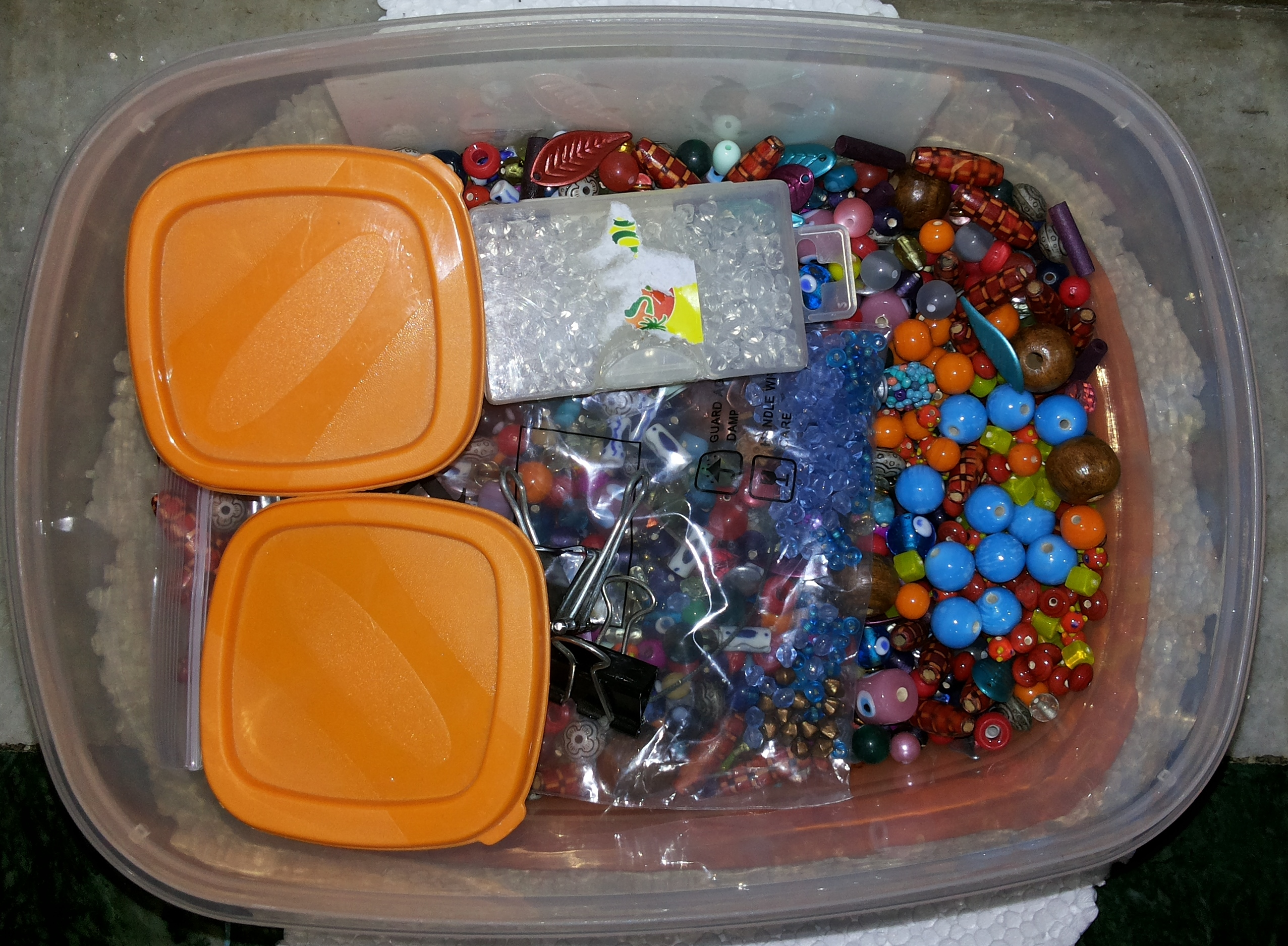 Picture of Still Organizing Craft Supplies