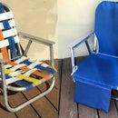 Sew a Beach Chair Cover