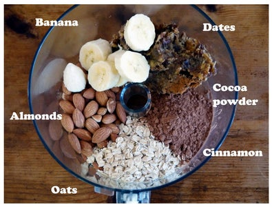 Place Ingredients in Food Processor