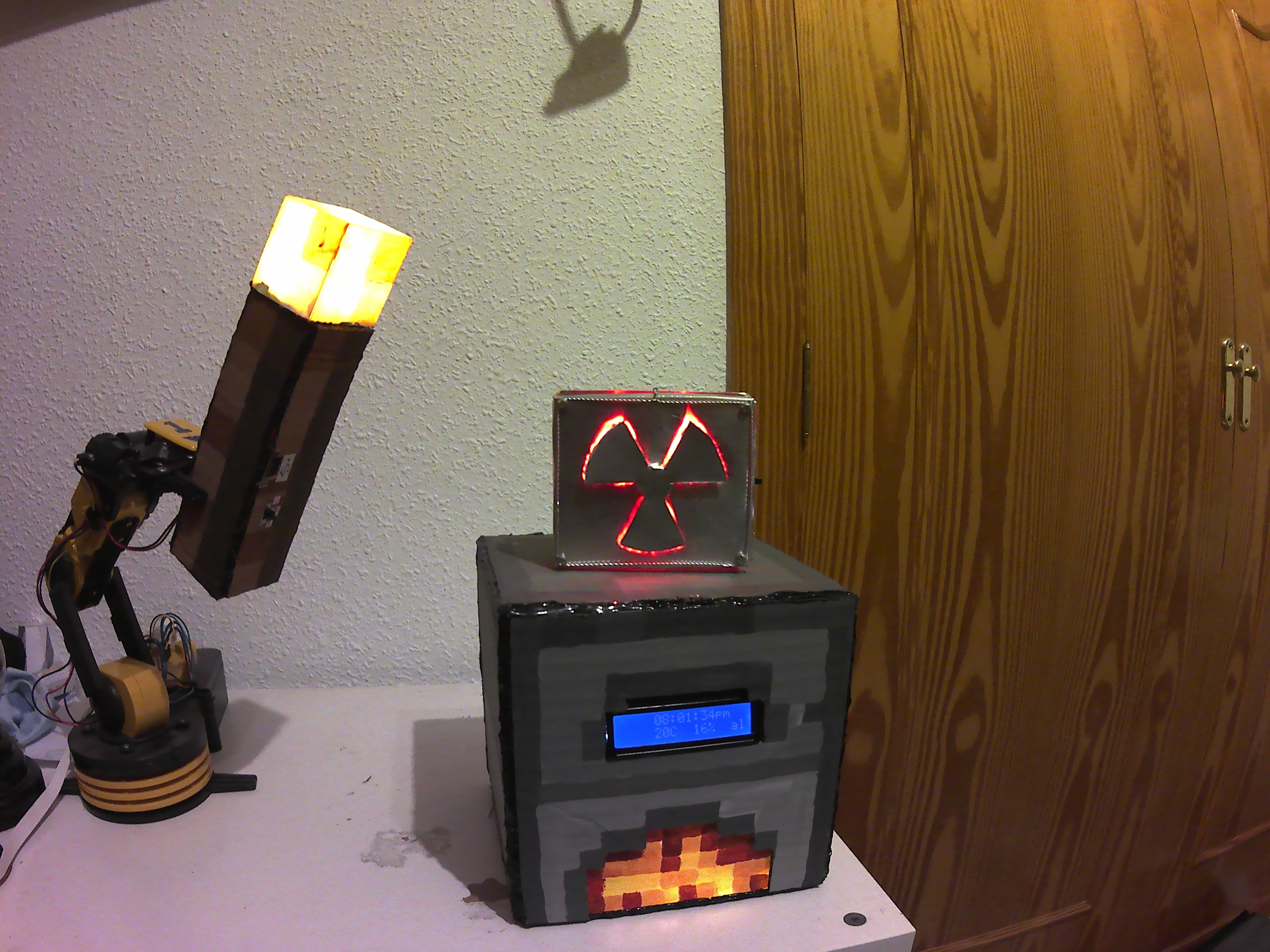 Picture of Pocket Sized Industrial LED Sign