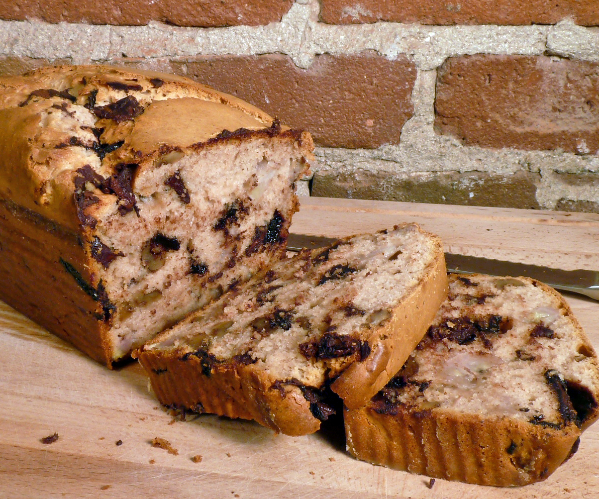 Picture of Chunky Monkey Ice Cream Bread