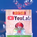 YouTube Subscriber Counter Bubble Machine