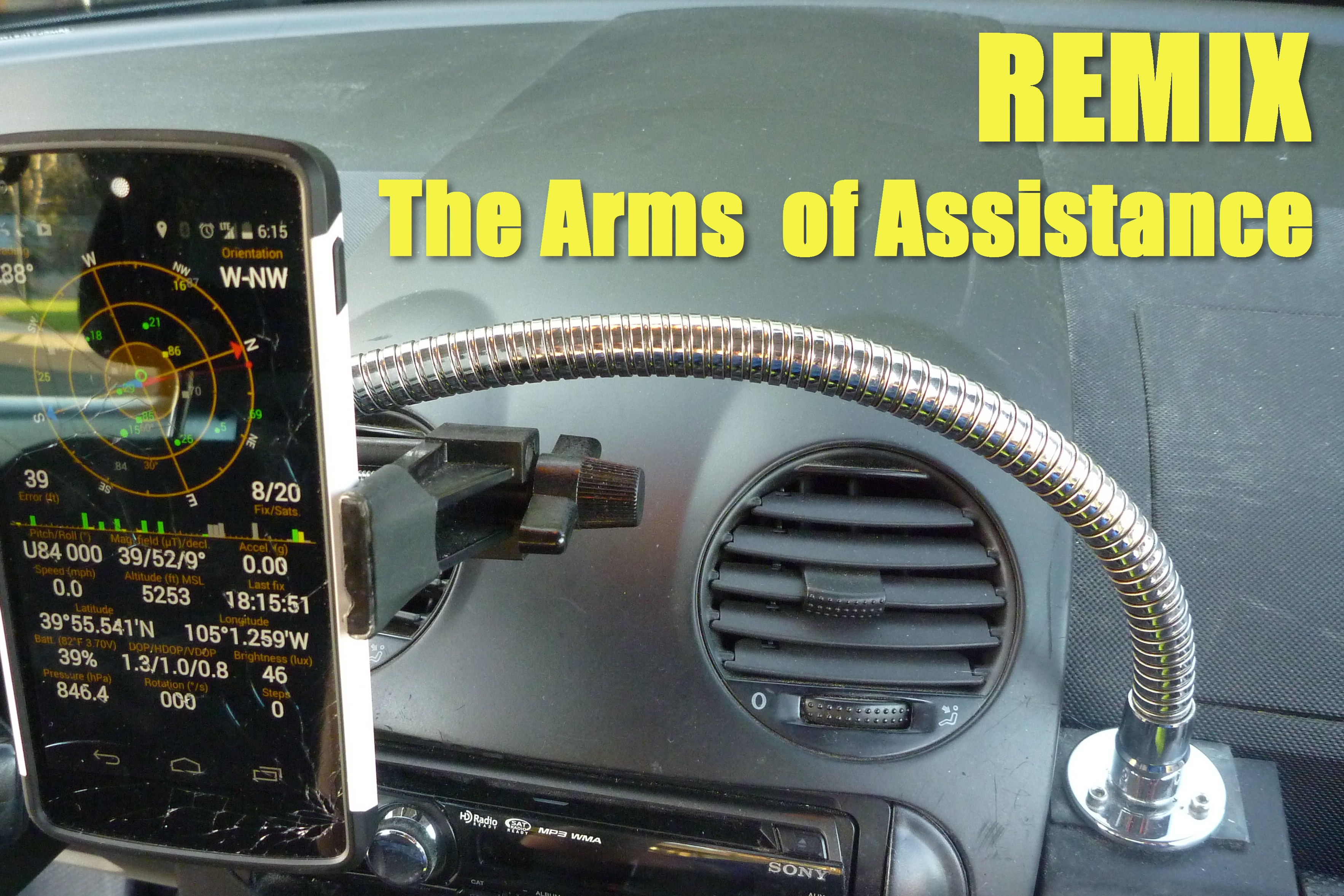 Picture of REMIX - the Arms of Assistance