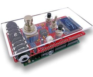 Arduino MEGA Guitar Pedal