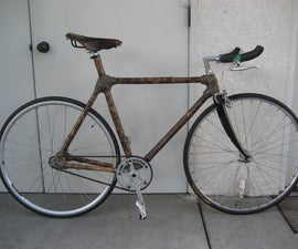 How to Build a Bamboo Bicycle