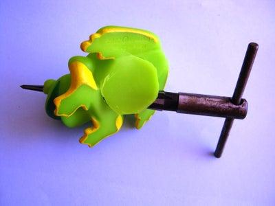 Prepare the Frog's Eyes