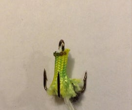Paracord Fishing Lure