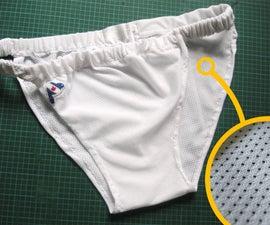 mesh undies