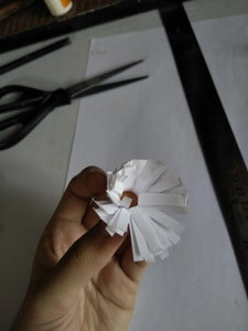 Making of Third Component (flower)