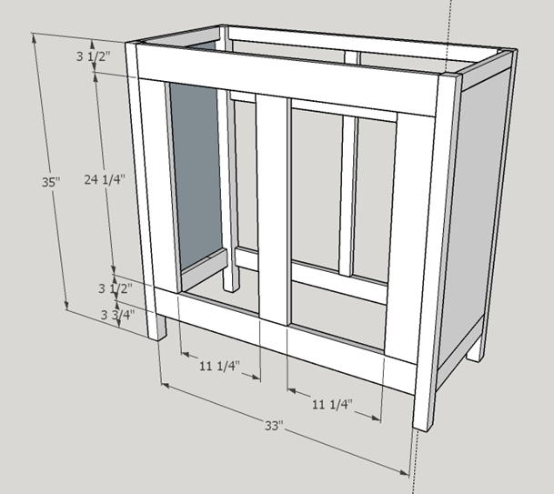 Picture of Add Back Rails and Support