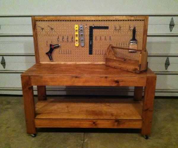 Child's Workbench