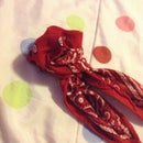 How To Make A Rose Out Of A Bandana