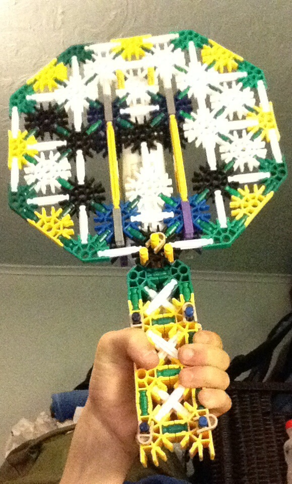 Picture of Knex Wii Tennis Racket