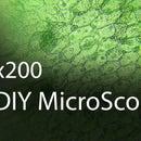 DIY X200 Microscope