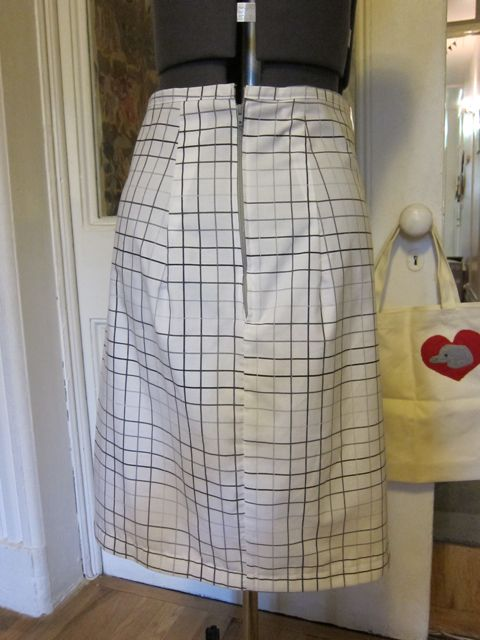 Picture of Finished Skirt