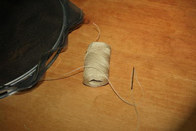 Picture of Thread for Sewing Leather Material