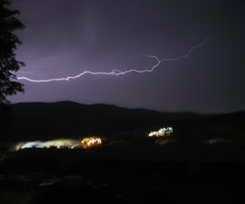 How to Take Amazing pictures of Lightning!