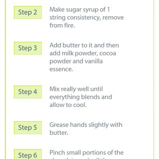 Homemade Chocolate Using Cocoa Powder