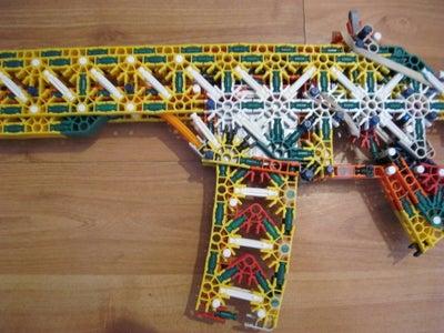 Knex SWAT 556 BO2