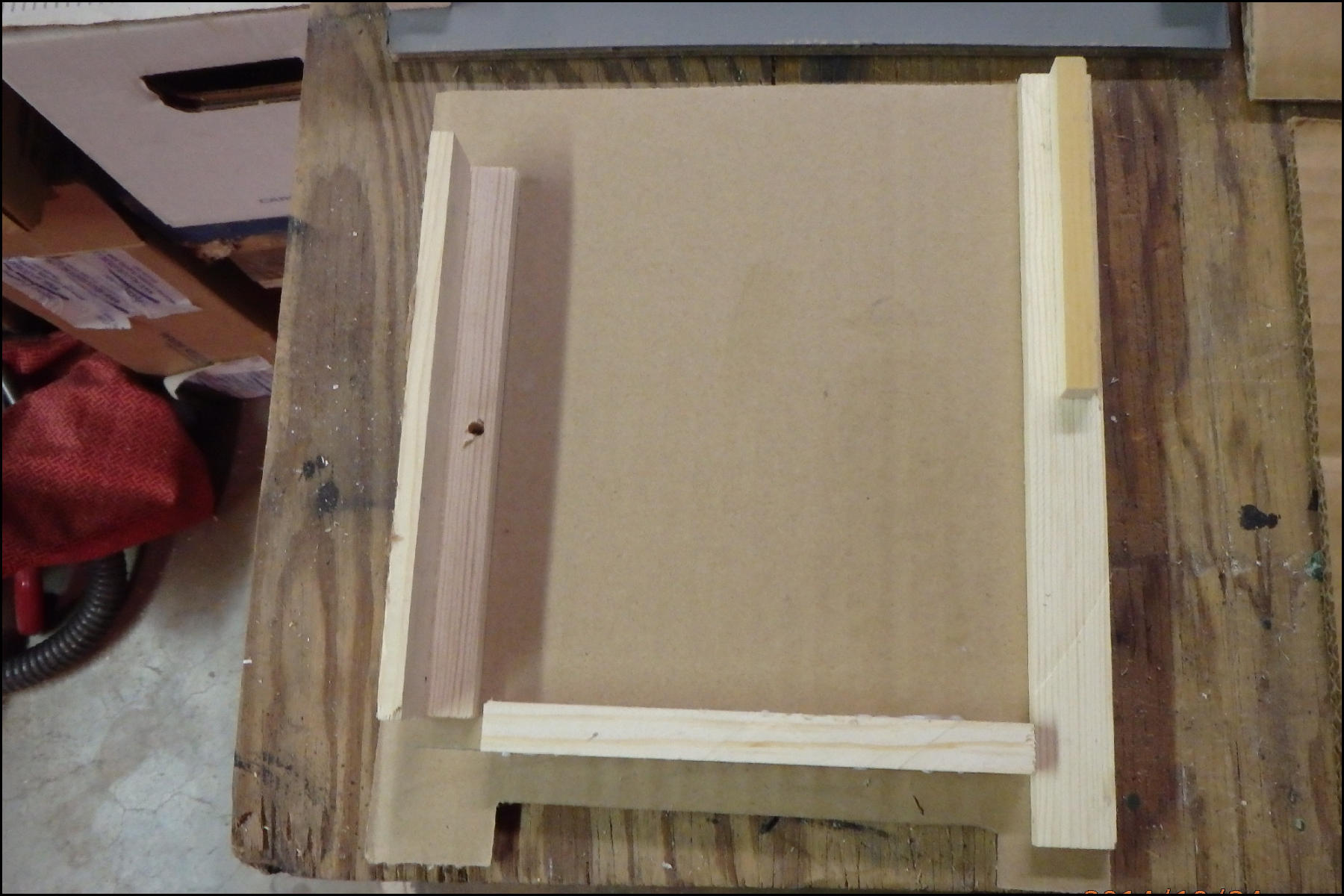 Picture of Framing and Supporting
