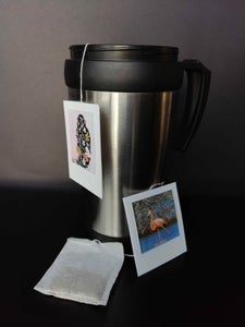 Polaroid Photo Frame for Tea