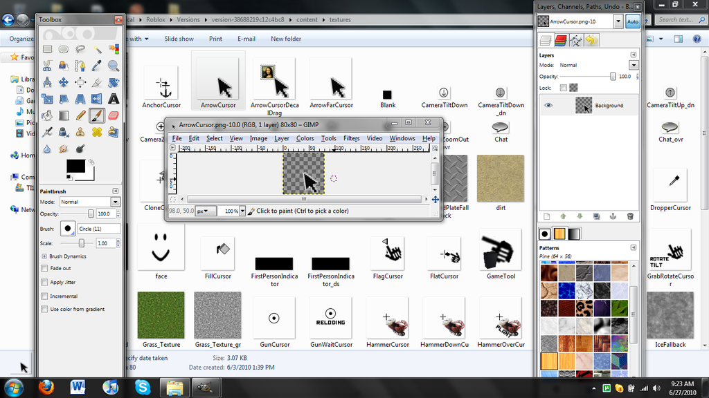Two Seat Gui Car Roblox How To Mod Your Roblox Gui And Textures 3 Steps Instructables