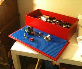 Lego Shaped Lego Box