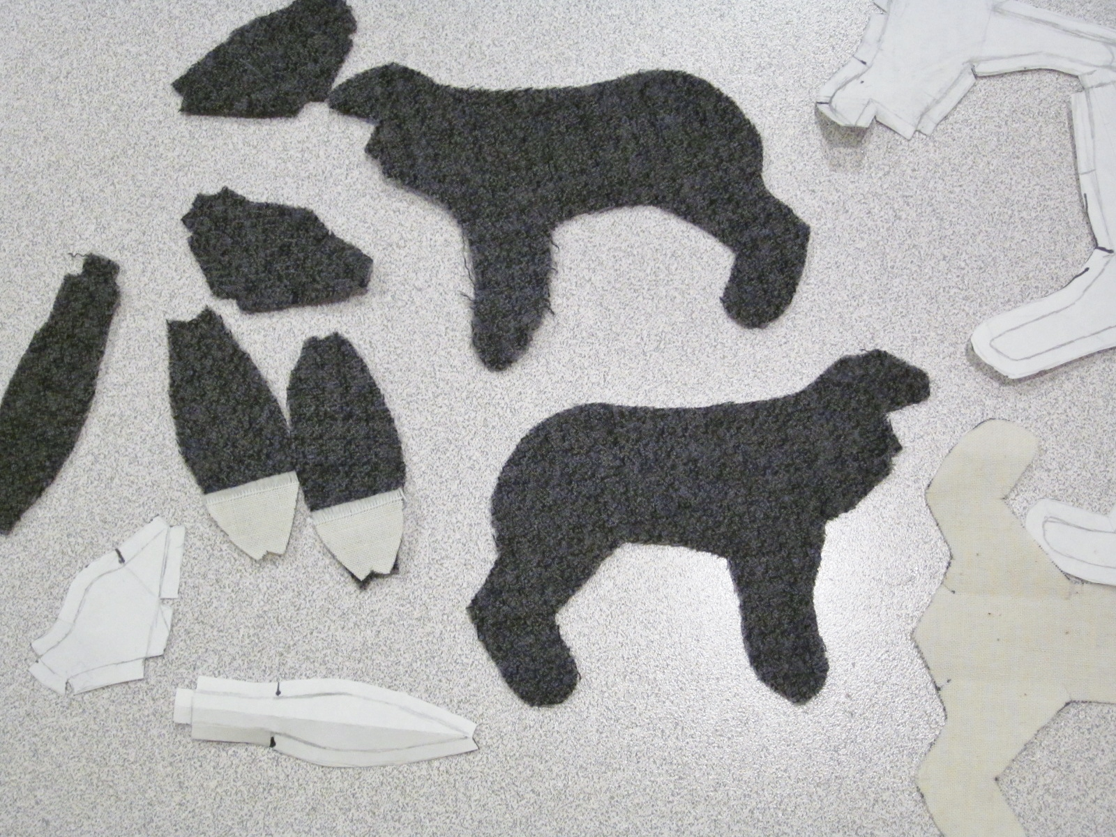 Picture of Cut Out the Pieces