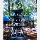 13' Coca Pelli Fountain