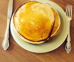 Delicious Healthy Pancakes