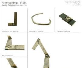 Assignment A-Steel Matrix by Joy Fu