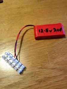 Finishing Electronic Fitments (Battery Housing)