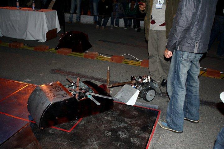 Picture of Robowars, KMB Combat Robot