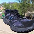 Plastic Buckle Shoe Laces