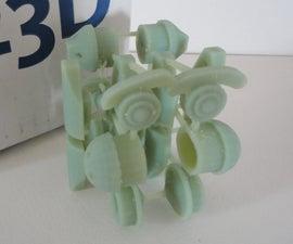 123D Modeling for 3D Printing