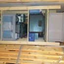 Rolling Storage Shelf Unit