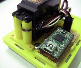 3D Printed Webcam Controller
