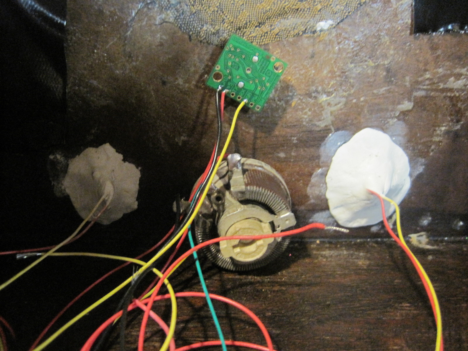 Picture of Permanent Installation Wiring