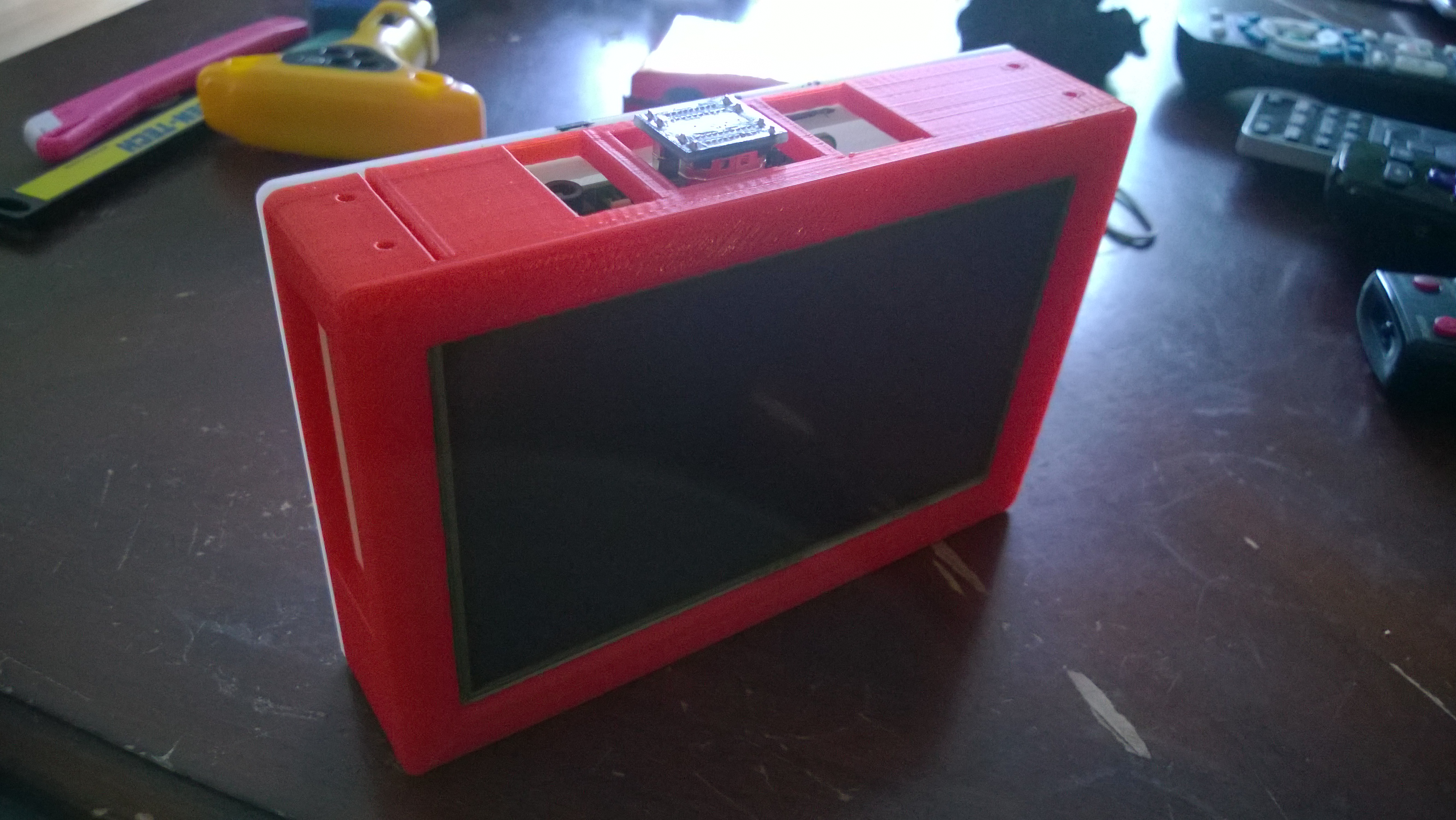 Picture of An Unconventional 3D Printed Retropie Arcade - Part 1 of 2