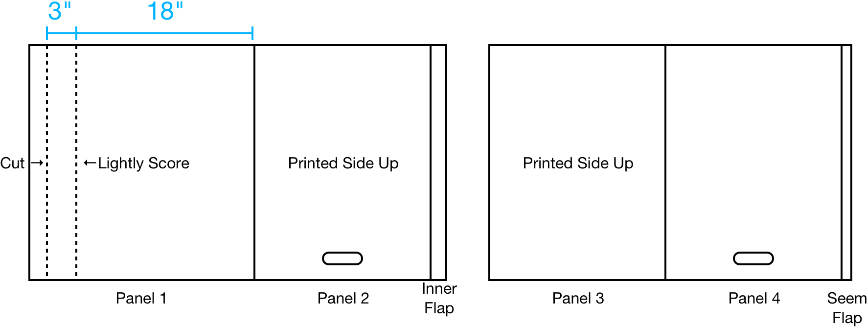 Picture of Resize Box (D) – Measure & Cut Panel 1