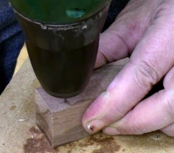 Preparing the Short Arms of the Lever