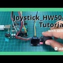 """How to Use Joystick_HW504 with """"skiiiD"""""""